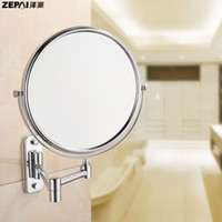 antique side mirror - Full square bottom of inch double sided copper mirror cosmetic antique gold bathroom mirror bathroom mirror wall stretching