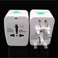 american to british plug converter - Universal Adapter Plug Travel Universal to Eu Power Converter GB American British European Standard Plug Adapter socket