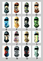 basketball masks - Balaclava Outdoor Bicycle Bike Cycling Basketball Golf Ski Hat D Headgear Face Mask Hunting Protection Promotion Cool Mask