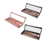 best makeup palettes - Nude colors eyeshaodw Eyeshadow Palette Eye Shadow With Brush makeup colors palette eyeshadow Brand New Best quality