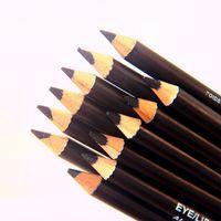 Wholesale Brand professional makeup m black Eye Liner Pencil Smooth Waterproof Eyebrow Beauty Pen Cosmetic Eyeliner Pencil Tool