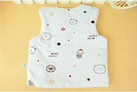 Waistcoat Others Boy Wholesale-free shipping new baby's vest winter,spring outwear warm vest new born for 0-3 month age old baby