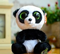 big objects - Lovely panda doll of objects big eyes panda plush toys the child s birthday present Company gift gift