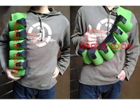Wholesale NEW PACK Green Neoprene BEER Belt CAN KOOZIE COOLER Holder ALL IN ONE FOR HIKING HUNTING CYCLING CLIMBING