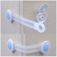 Wholesale 4Pcs Drawer Cupboard Door Drawer Fridge Box Children Kids Baby Safety Safe Lock ZH052