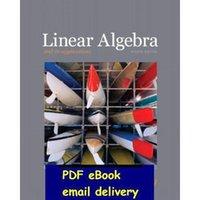 algebra applications - Linear Algebra plus MyMathLab Getting Started Kit for Linear Algebra and Its Applications th Edition