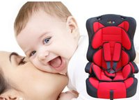 Wholesale Car Child Safety Seat Baby Car Seat Cushion Rose Red Pureple Ocean Blue Sweet Orange Colors Auto Accessory Baby Car Seat Protection