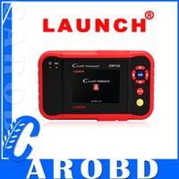 abs automotive - Original Launch CPR123 obd scanner auto diagnostics Creader Professional CRP123 CRP Original Update can tool For ENG TCM ABS SRS