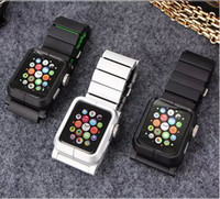 aluminium straps - LYNK Aluminium alloy strap Metal case cover sleeve for iWatch Apple Watch mm mm With Retail box
