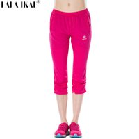 Wholesale Quick Dry Shorts Women Fitness Yoga Breathable Seventh Shorts Hiking Running Sport Shorts Women Summer Cropped Shorts HWE0030