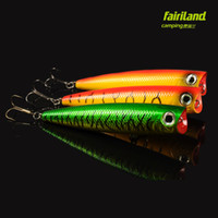 Hard Baits big rattle - Floating Surface POPER cm in g oz hard fishing bait K POP loud rattles fishing lure Hard bait