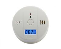 Wholesale New Home carbon monoxide alarm Carbon monoxide detector CO detector Factory price