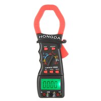 ac duty cycle - HD HD9593 Digital Clamp Meter A AC DC Multimeter Amp Volt Ohmmeter w Frequency amp Capacitance amp Duty Cycle Test