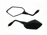 auto dimming side mirror - 2016 Real Auto Dimming Interior Mirror Hd For Vision Visor Motorcycle Rearview Mirror Car Side Horizon Modification Accessories