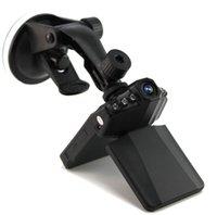 Wholesale HD Car DVR Radio H198 Camera Blackbox IR LED Night Video Recorder inch TFT Colorful Screen Rotating