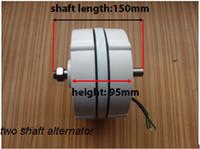Wholesale DHL w w ac permanent magnet alternator magnet motor