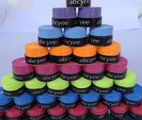 best overgrip - Best price abcyee badminton grip tape Tennis grip sweatband viscous peritoneal racket overgrip raquetas de padel