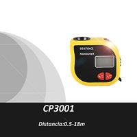 Wholesale Trena Metro Laser Medidor de Distancia Laser m CP3001 Cinta Metrica laser range finder laser de mesure