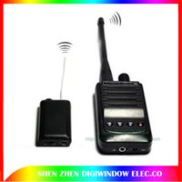 Wholesale Micro Wireless Audio Transmitter Audio Voice Recording Device With Taking Audio Function