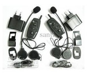 Wholesale 500M Bluetooth Intercom for Motorcycle Helmet hot sell