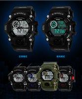 Wholesale watches For Men Hot Sale luxury Watch Men Outdoor Waterproof Watches Multifunctional Luminous Diving Watches