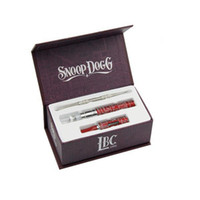 Cheap Newset Snoop dogg vaporizer E cigarette Wax Dry herb Electronic cigarette snoop dog kit wholeale DHL free shipping