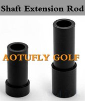 Wholesale Golf Shaft Size Extension Rod inch For lengthen end of golf graphite steel shaft