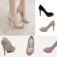 Cheap Open Toe Heels | Tsaa Heel