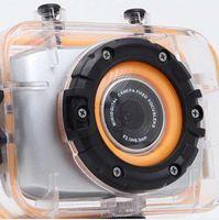 Wholesale WiFi Action Camera Waterproof Helmet Underwater Sports DV Camcorder JVE HD08