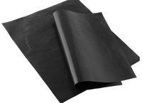 bbq charcoal bags - BBQ Grill Mat Stick Reusable Washable Plate PTFE Coated Telflon Mats in OPP bag hot sales
