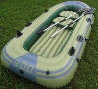 Wholesale Barco inflable barco de pesca Kayak Kayak personas a bordo