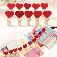 Wholesale Sale Korean New Design Lovely Cute Small Mini Heart Paper Clips