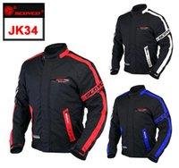 Wholesale 2015 Scoyco JK34 Motorcycle Clothing Protective Racing Jacket Sports Motorbike Safety Waterproof Warm Winter Wear