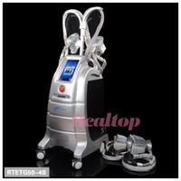 Wholesale 4 Handle Lipofreeze Criolipolisis Lipo Cryo Cryotherapy Fat Freezing Zeltiq cryolipolysis coolsculpting liposuction slimming beauty machine
