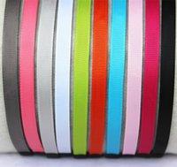 Wholesale Boutique colors Solid Satin headbands mm Kids Plastic Fashion Hair Accessory pieces