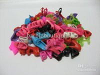 doll shoes - New Christmas Gift Present Barbie Doll shoes accessories Pairs shoes