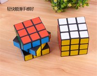 educational games for children - 60pcs HOT sale Magic Cube Rubik s Cube Puzzle Magic Game Toy Adult Children Educational Toys for baby gift D464