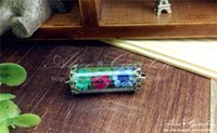 antique glass buttons - Free ship sets mm tube glass globe antique bronze lace cover button set no filler glass vial glass bottle