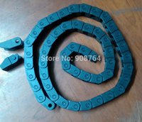 Wholesale Drag Chain X15 mm Towline Cable carrier nylon Tuolian engineering towline towline cable for engraving machine