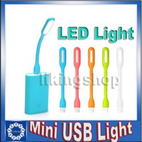 used computer - Mini USB Light LED Light Gadget Portable Bendable Outdoor Sports Soft LED Light For Power bank Computer Retail With Package