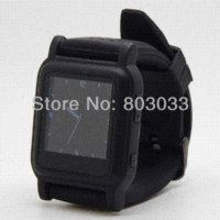 Wholesale black MP4 watch player with GB memory MP4 Player Cheap MP4 Player