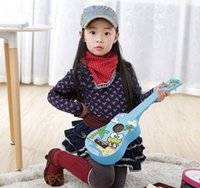 Wholesale 2015 new Hot Sale Cute Musical Intelligence Toy Baby Music Toy Small Portable Music Piano Toy Guitar