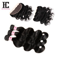 brazilian lace closure - 13x4 Body Wave Ear to Ear Lace Frontal Closure With Bundles Peruvian Body Wave With Lace Frontal Bundles With Lace Frontal