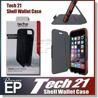 product - Newest Product Tech Impactology Classic Frame Wallet TECH For Iphone case Iphone plus cases TPU Soft With Retail Packaging