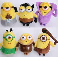 bearing company - The new yellow man Minions doll soybean plush toys household decoration company gifts gifts for children