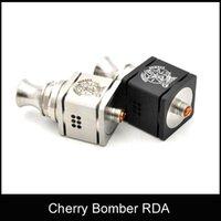 2015 Newset Cherry Bomber RDA contrôleur d'air atomiseur vaporisateur pour bombardier cerise mod King mod modérément X mod VS Doge X V2