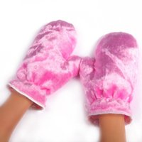 Wholesale 2015 Gloves Kitchen Mitt Microwave The Thickening Of Wood Fiber Waterproof Oil Dishwashing Gloves For Housework dan Zhizhuang