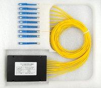 Wholesale XH fiber optic splitter minute cassette carrier class optical splitter PLC optical splitter cartridge