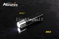 Wholesale SKU949 AloneFire Elves MK2 CREE XP G R5 LED Lightweight mini led flashlight Keychain torch