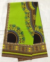 african tribal print fabric - Nigeria fashion printed African wax clothing fabric for men shirt tribal design real batik combed cotton yards